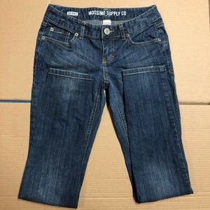 Mossimo Supply Co Size Fit 6 1S Skinny Jeans